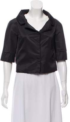 Marni Satin Short Sleeve Jacket