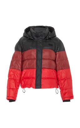 Proenza Schouler PSWL Nylon Hooded Puffer Coat