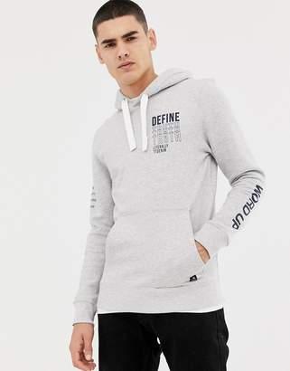 Tom Tailor define hoody in grey