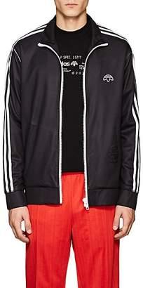 "adidas by Alexander Wang Men's ""Face Side"" Track Jacket - Black"