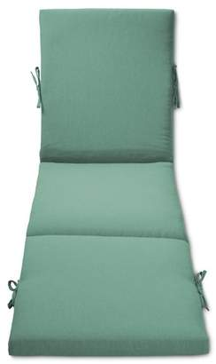 Highland Dunes Outdoor Chaise Lounge Cushion