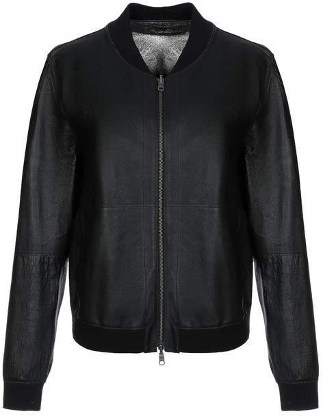 THE JACKIE LEATHERS Jacket