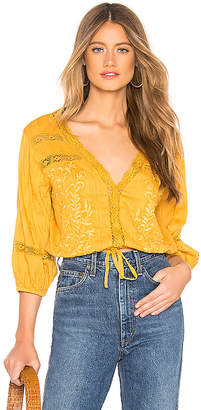 Free People Follow Your Heart Top