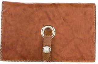 Jimmy ChooJimmy Choo Leather Bi-Fold Wallet