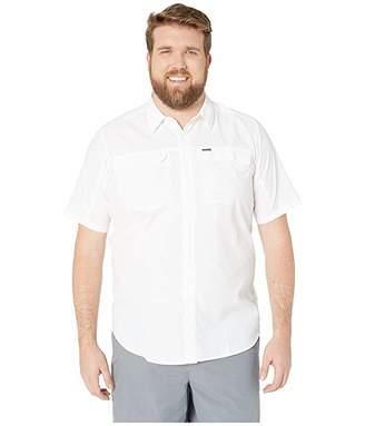 Columbia Big and Tall Silver Ridge 2.0 Short Sleeve Shirt