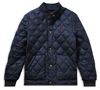 Ralph Lauren Boys' Quilted Jacket - Big Kid