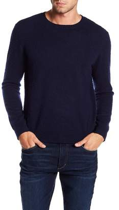Frame Washed Out Wool & Cashmere Blend Pullover