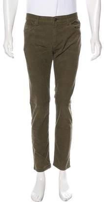 Burberry Skinny Corduroy Pants