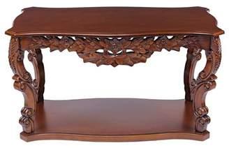 Toscano Design Saffron Hill Cocktail Table