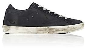Golden Goose Women's Superstar Leather & Nubuck Sneakers - Black Skate
