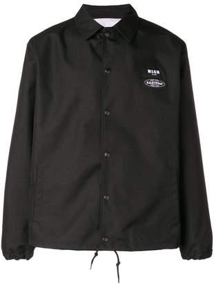 MSGM lightweight loose jacket