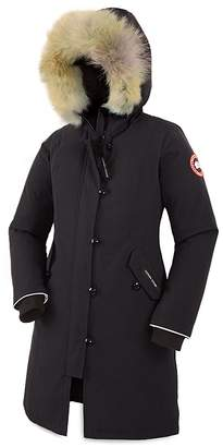 Canada Goose Girls' Brittania Parka - Sizes XS-XL $575 thestylecure.com