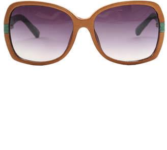 Linda Farrow x The Row C2 Snake Sunglasses