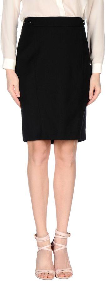 Liu Jo Knee length skirts - Item 35283987