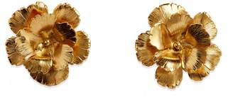Jennifer Behr Golden Blossom Stud Earrings In Gold uwVZ34cx