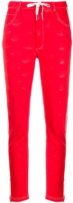 Fiorucci x Adidas All Over Angels trackpants