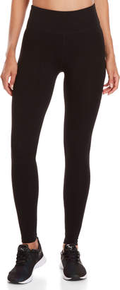 DKNY Black High-Waisted Leggings