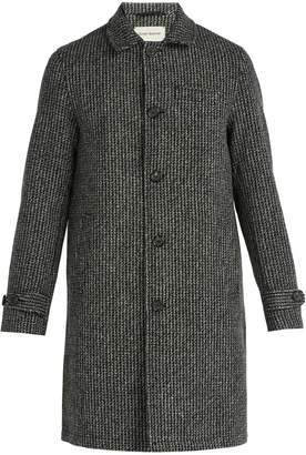 Oliver Spencer Beaumont wool coat