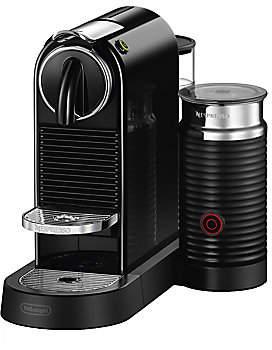 Nespresso by Delonghi by Delonghi Citiz Single-Serve Espresso Machine - Black
