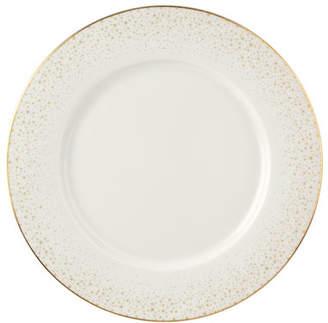 Portmeirion Golden Rimmed Dinner Plates, Set of Four
