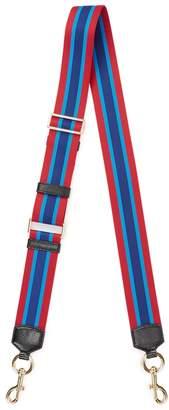 Marc Jacobs Sports Stripe Webbing Bag Strap