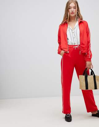 New Look Piped Jogger Two-Piece