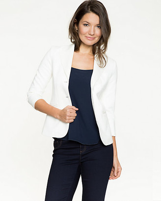 Le Château Ponte Notch Collar Blazer