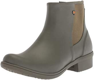 Bogs Women's Auburn Slip ON Boot Rubber Rain