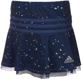 adidas Big Girls Oh My Stars Printed Skort