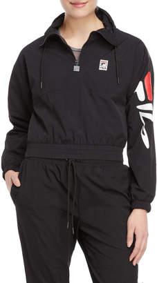 Fila Kayla Retro Quarter-Zip Track Jacket