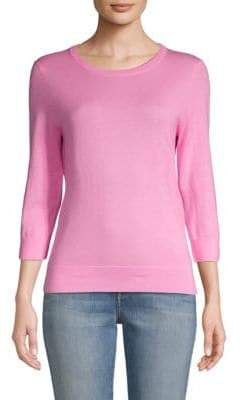 Saks Fifth Avenue Casual Roundneck Sweater