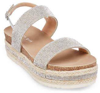 Madden-Girl Glitzie Espadrille Platform Sandal - Women's