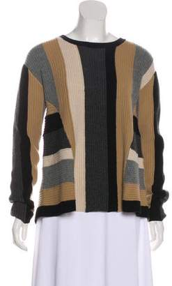Akris Punto Heavyweight Wool-Blend Sweater