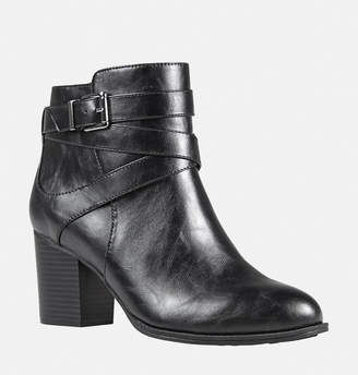 Avenue Marisol Buckle Ankle Boot