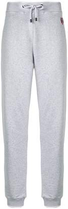 Kenzo drawstring fitted track trousers