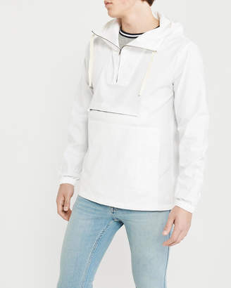 Abercrombie & Fitch Stretch Anorak Jacket