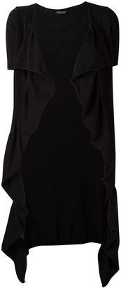 Twin-Set short sleeve cardigan $252.98 thestylecure.com