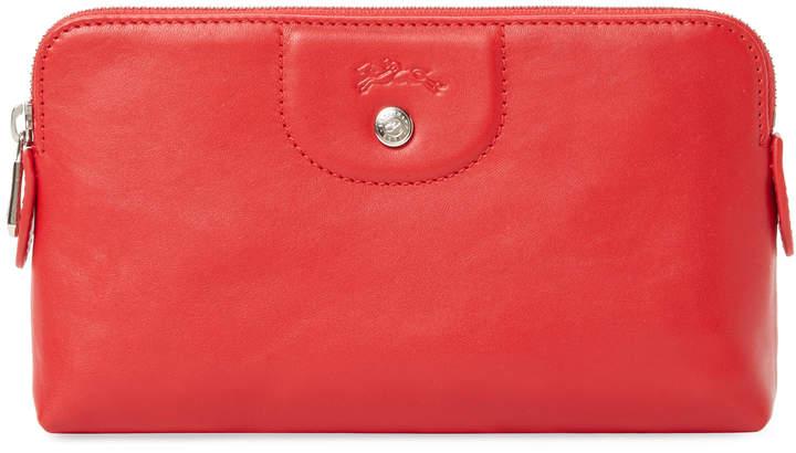 Longchamp Women's Parisis Small Leather Pouch
