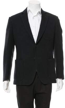 Les Copains Wool Two-Button Sport Coat