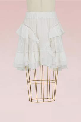 Etoile Isabel Marant Cotton Varese skirt