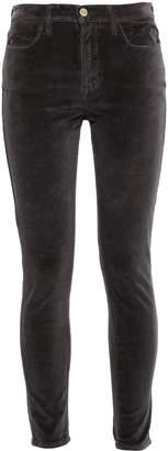 Frame Velvet Skinny Jeans