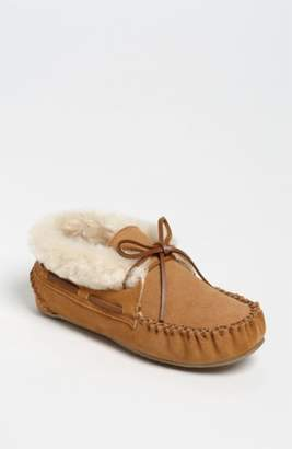 Minnetonka 'Chrissy' Slipper Bootie