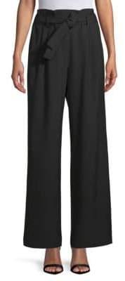 BCBGMAXAZRIA Wide-Leg Woven Pants
