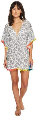 Lucy-Love Lucy Love Calypso Cover-Up Women's Dress