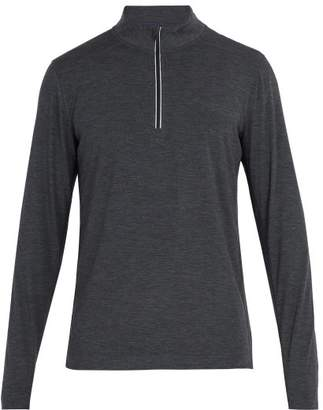 2XU Heat Long Sleeved Performance T Shirt - Mens - Grey