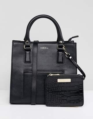 Carvela Simba Pocket Tote Bag