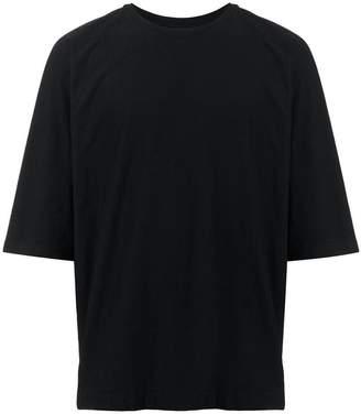 Issey Miyake Homme Plissé crew-neck T-shirt