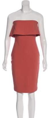 Elizabeth and James Mini Strapless Dress w/ Tags