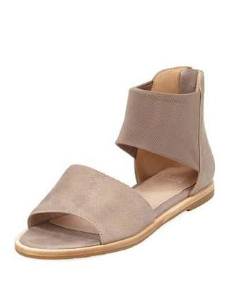 view Eileen Fisher Suede Multistrap Sandals discount visit cheap sale for sale UhKRK