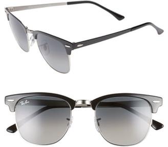 Ray-Ban Icons 51mm Browline Sunglasses